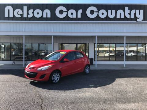 2014 Mazda MAZDA2 for sale at Nelson Car Country in Bixby OK