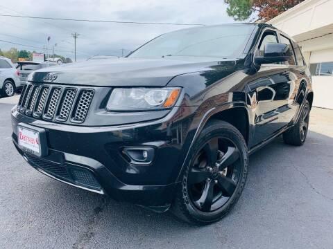 2015 Jeep Grand Cherokee for sale at North Georgia Auto Brokers in Snellville GA