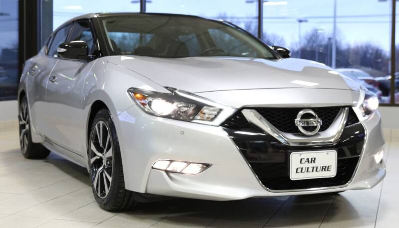2017 Nissan Maxima for sale at Car Culture in Warren OH