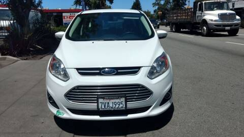 2016 Ford C-MAX Energi for sale at Auto City in Redwood City CA