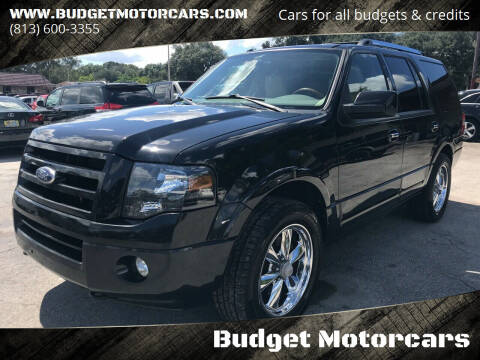 2010 Ford Expedition for sale at Budget Motorcars in Tampa FL
