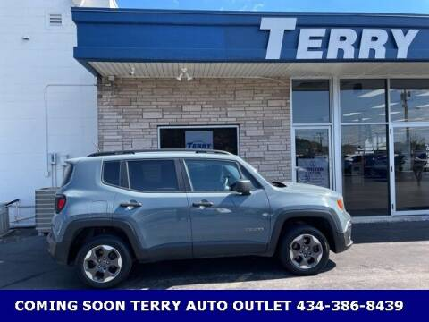 2017 Jeep Renegade for sale at Terry Auto Outlet in Lynchburg VA
