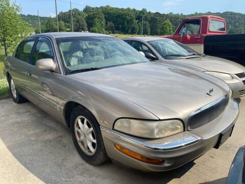 2001 Buick Park Avenue for sale at CarUnder10k in Dayton TN