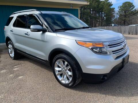 2012 Ford Explorer for sale at Mutual Motors in Hyannis MA