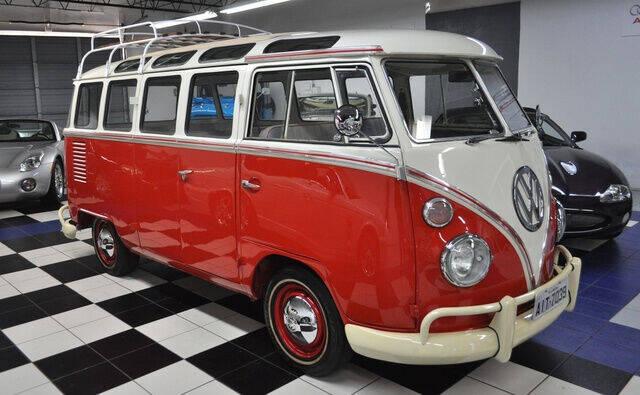 1957 Volkswagen Transporter II for sale at Podium Auto Sales Inc in Pompano Beach FL