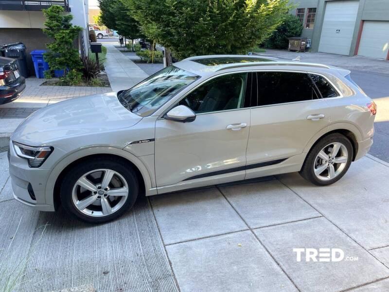 2019 Audi e-tron for sale in Portland, OR