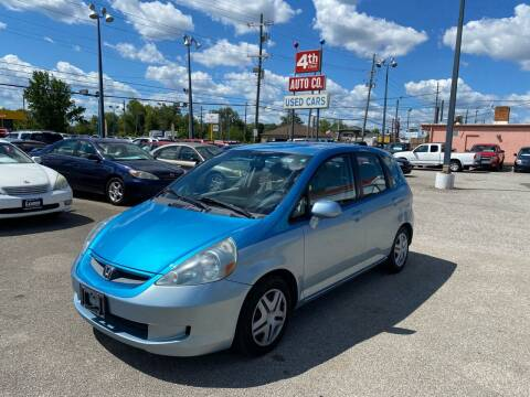 2007 Honda Fit for sale at 4th Street Auto in Louisville KY