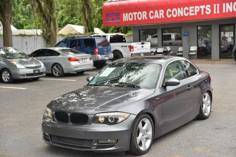 2008 BMW 1 Series for sale at Motor Car Concepts II - Apopka Location in Apopka FL