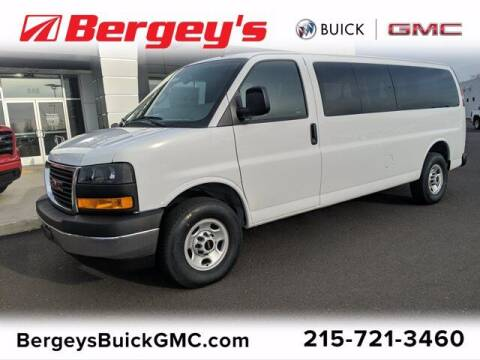 2020 GMC Savana Passenger for sale at Bergey's Buick GMC in Souderton PA