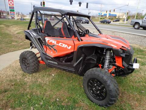 2021 Honda SXS10S2X for sale at Dan Powers Honda Motorsports in Elizabethtown KY
