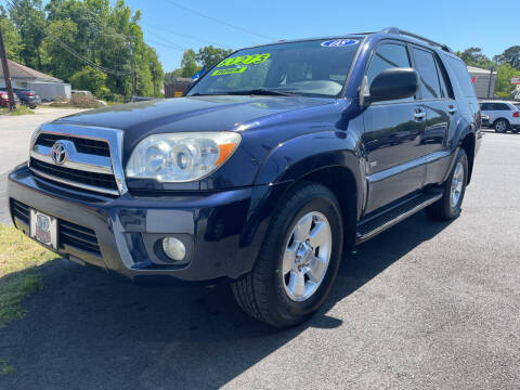 2008 Toyota 4Runner for sale at Cars for Less in Phenix City AL
