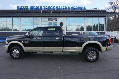 2015 RAM Ram Pickup 3500 for sale at Diesel World Truck Sales in Plaistow NH