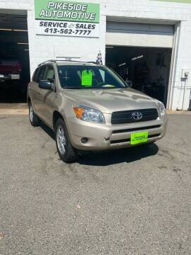 2008 Toyota RAV4 for sale at Pikeside Automotive in Westfield MA