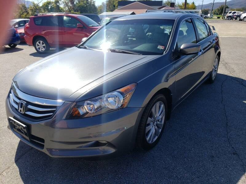2011 Honda Accord for sale at Salem Auto Sales in Salem VA