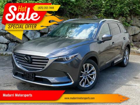 2018 Mazda CX-9 for sale at Mudarri Motorsports in Kirkland WA