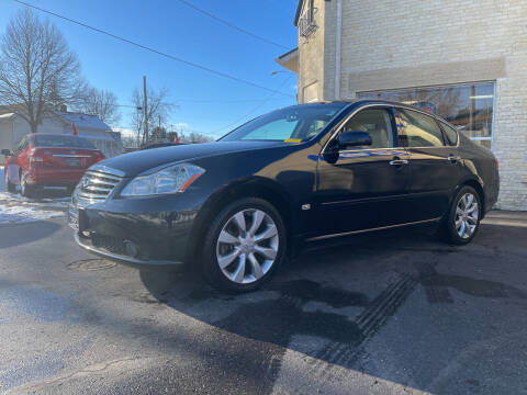 2007 Infiniti M35 for sale at Strong Automotive in Watertown WI