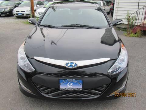2015 Hyundai Sonata Hybrid for sale at Balic Autos Inc in Lanham MD