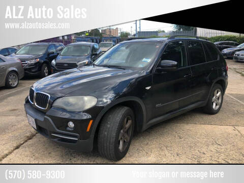 2008 BMW X5 for sale at ALZ Auto Sales in Mount Pocono PA