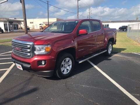 2017 GMC Canyon for sale at VICTORIA AUTOS DIRECT in Victoria TX