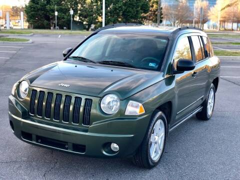 2008 Jeep Compass for sale at Supreme Auto Sales in Chesapeake VA