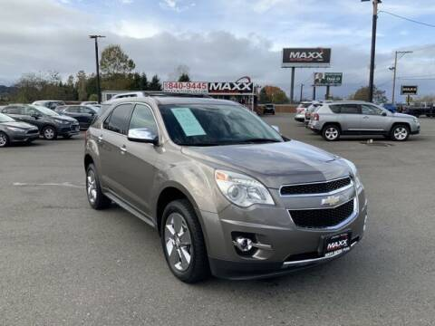 2012 Chevrolet Equinox for sale at Maxx Autos Plus in Puyallup WA