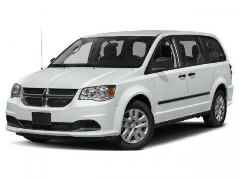 2020 Dodge Grand Caravan for sale at Auto Finance of Raleigh in Raleigh NC