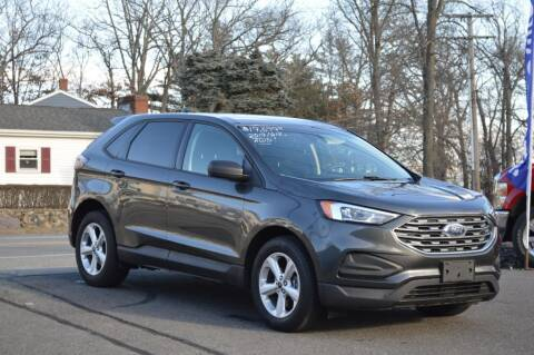 2019 Ford Edge for sale at LARIN AUTO in Norwood MA
