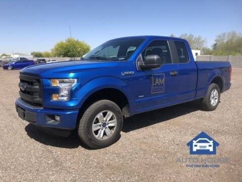 2016 Ford F-150 for sale at MyAutoJack.com @ Auto House in Tempe AZ