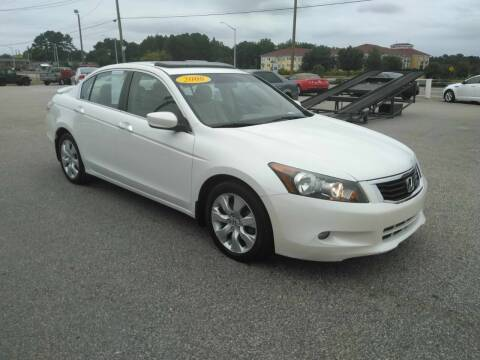2008 Honda Accord for sale at Kelly & Kelly Supermarket of Cars in Fayetteville NC