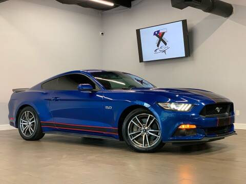2017 Ford Mustang for sale at TX Auto Group in Houston TX