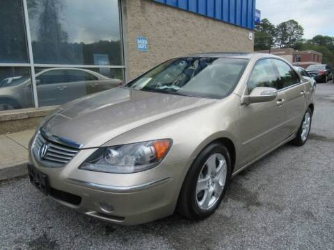 2007 Acura RL for sale at Southern Auto Solutions - Georgia Car Finder - Southern Auto Solutions - 1st Choice Autos in Marietta GA