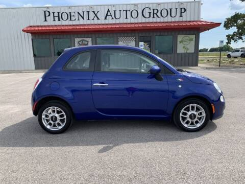 2012 FIAT 500 for sale at PHOENIX AUTO GROUP in Belton TX