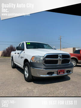 2016 RAM Ram Pickup 1500 for sale at Quality Auto City Inc. in Laramie WY