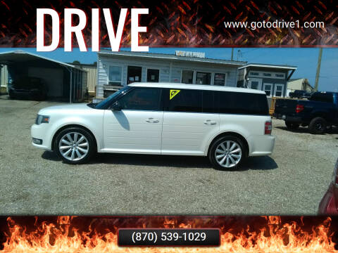 2014 Ford Flex for sale at Drive in Leachville AR