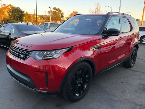 2017 Land Rover Discovery for sale at EKE Motorsports Inc. in El Cerrito CA