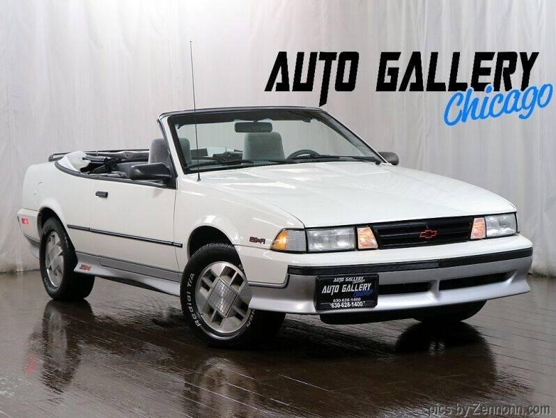 1989 Chevrolet Cavalier for sale in Addison, IL