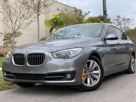 2016 BMW 5 Series for sale at HIGH PERFORMANCE MOTORS in Hollywood FL