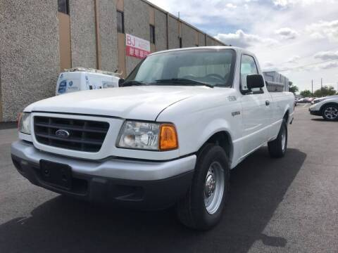 2001 Ford Ranger for sale at BJ International Auto LLC in Dallas TX