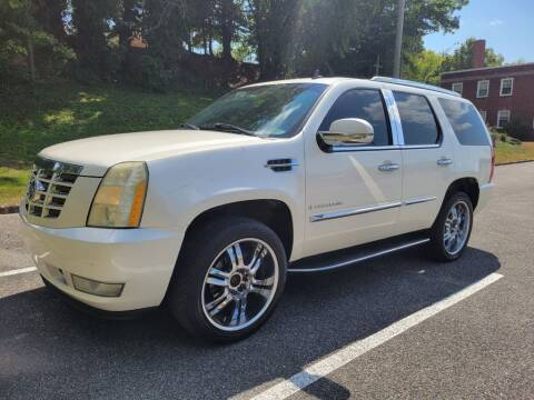 2007 Cadillac Escalade for sale at Thompson Auto Sales Inc in Knoxville TN