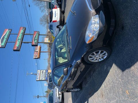 2008 Buick Lucerne for sale at Boardman Auto Mall in Boardman OH
