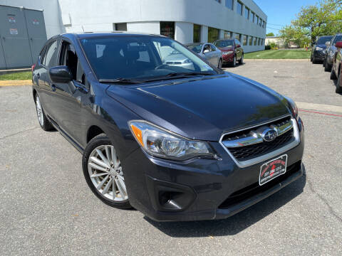 2012 Subaru Impreza for sale at JerseyMotorsInc.com in Teterboro NJ