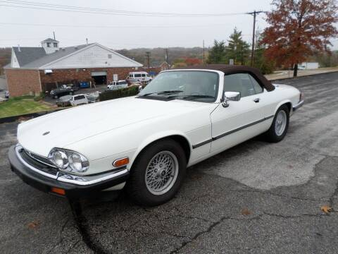 1989 Jaguar XJ-Series for sale at AUTOS OF EUROPE in Manchester MO