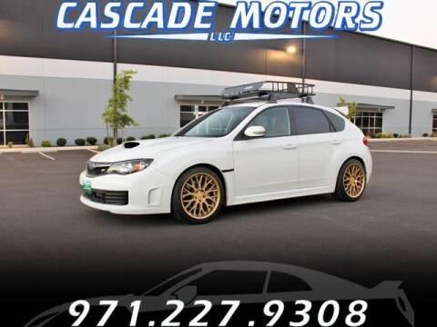 2008 Subaru Impreza for sale at Cascade Motors in Portland OR