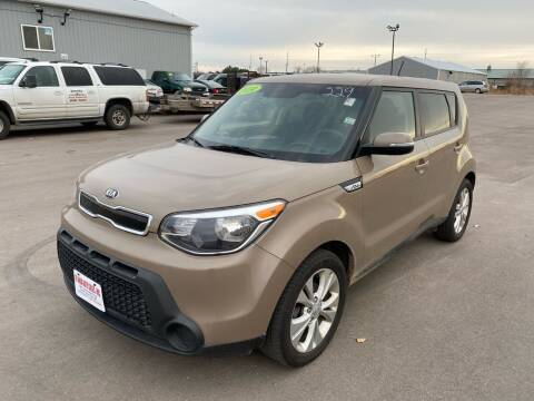 2014 Kia Soul for sale at De Anda Auto Sales in South Sioux City NE