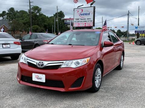 2012 Toyota Camry for sale at Rivera Auto Group in Spring TX