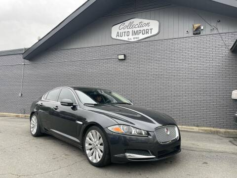 2015 Jaguar XF for sale at Collection Auto Import in Charlotte NC