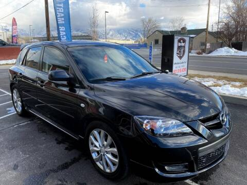 2009 Mazda MAZDASPEED3 for sale at The Car-Mart in Murray UT