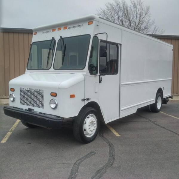 2007 Workhorse W42 Morgan Olson P800 for sale at Tucson Motors in Sioux Falls SD