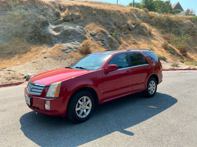 2008 Cadillac SRX for sale at Inland Motors LLC in Riverside CA