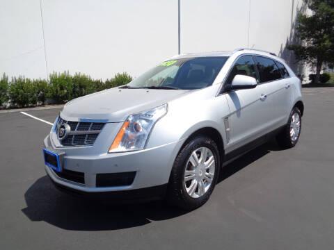2011 Cadillac SRX for sale at Matthews Motors LLC in Algona WA
